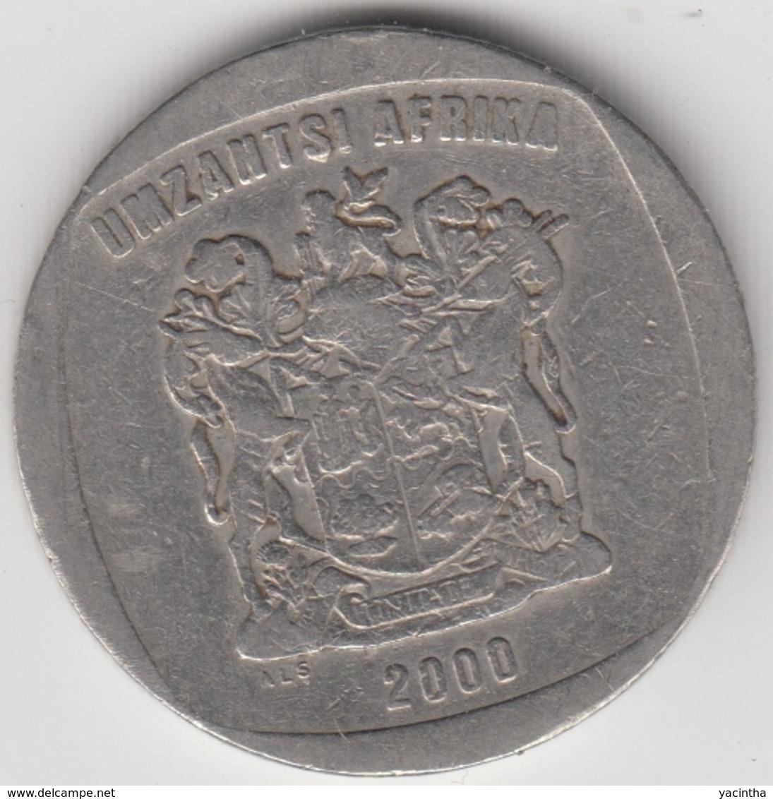 @Y@    Afrika   Umzantsi 2  Rand  2000   (3855) - Monnaies