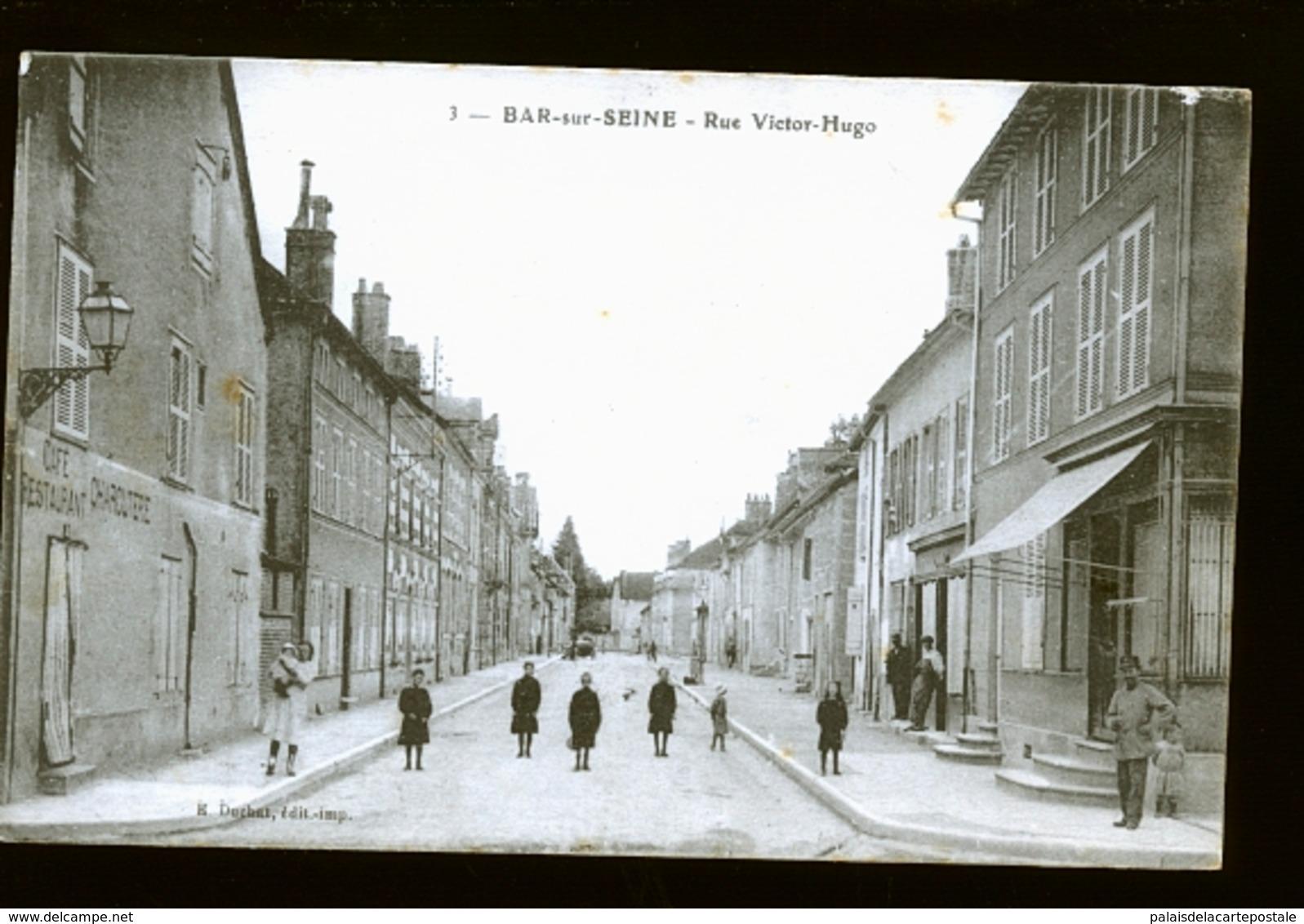 BAR SUR SEINE         JLM - Bar-sur-Seine