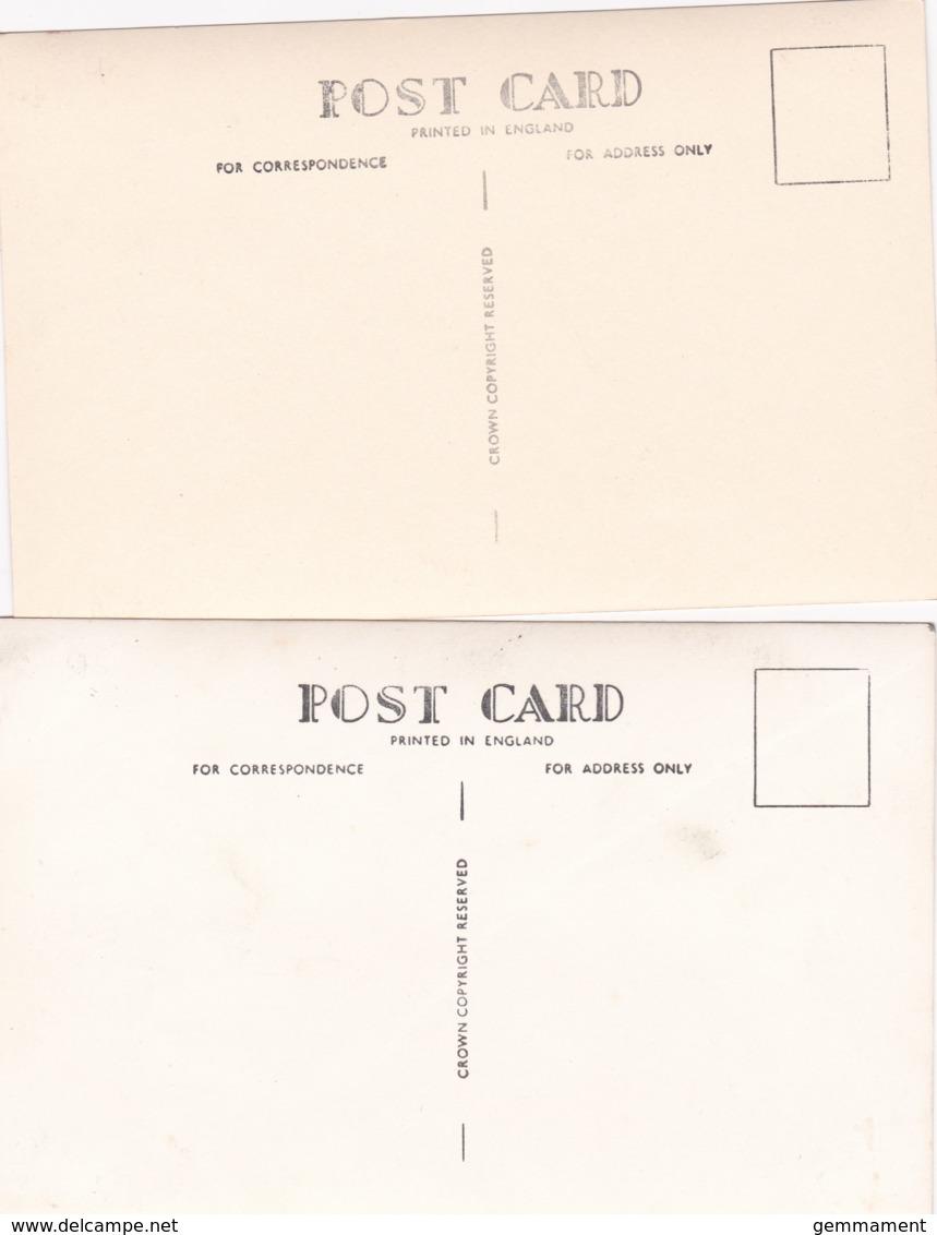 DOVER CASTLE . 2 CARDS - Dover