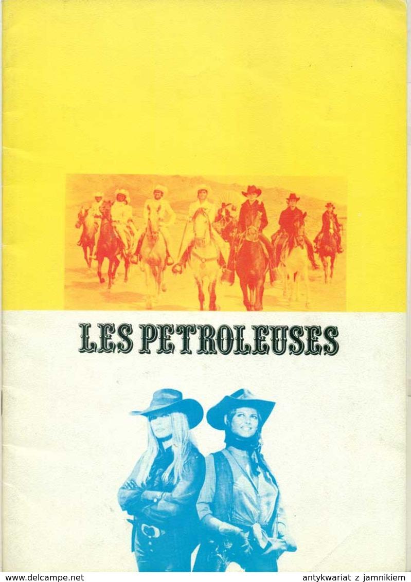 BRIGITTE BARDOT - LES PETROLEUSES - Cinema/Televisione
