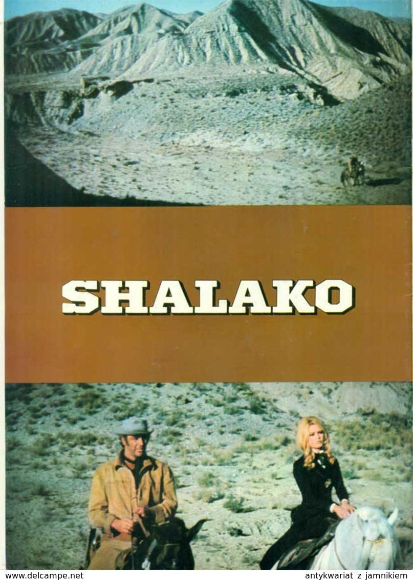BRIGITTE BARDOT - SHALAKO - Cinema/Televisione
