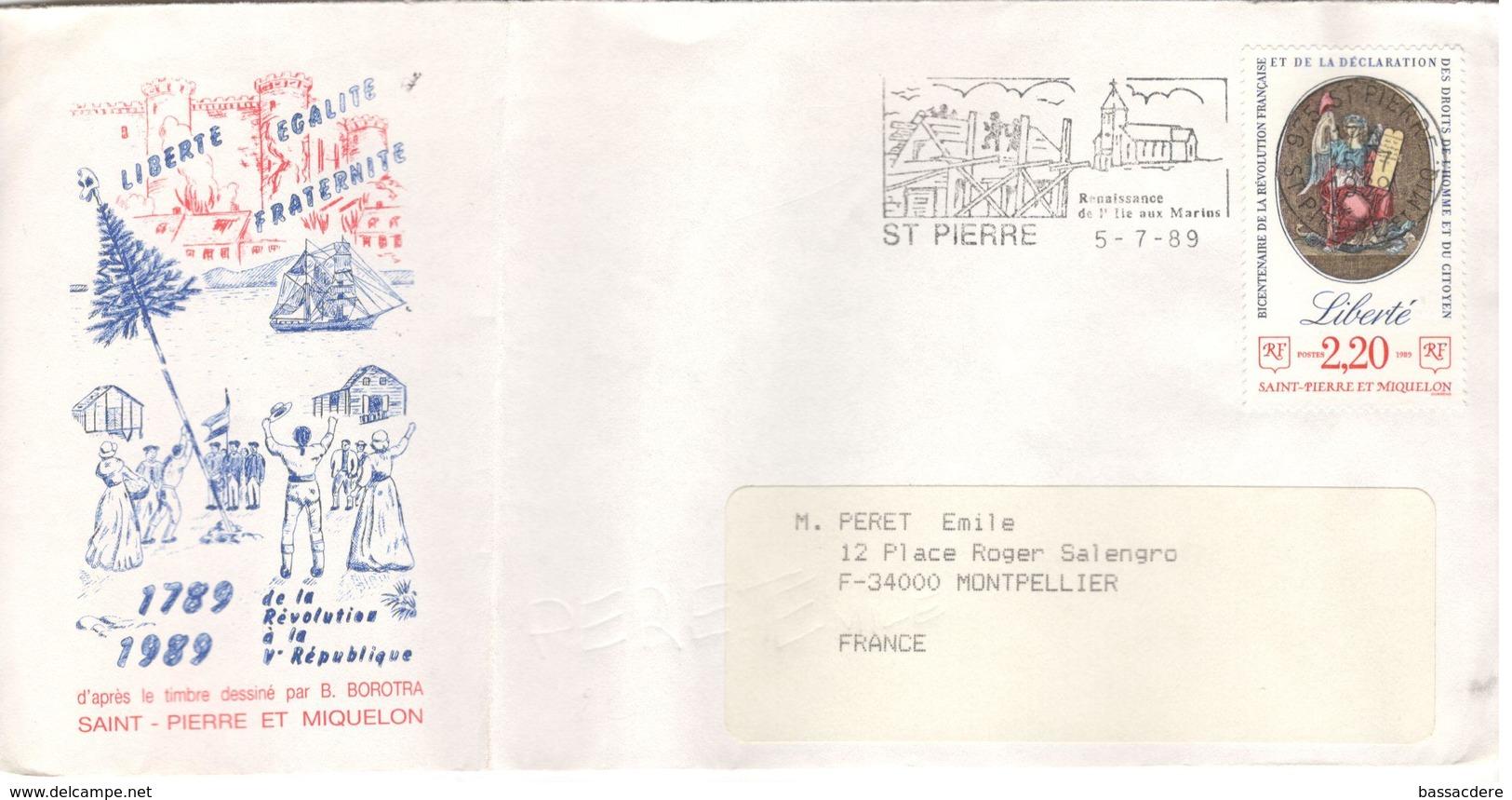 13811 - POUR LA FRANCE - Lettres & Documents