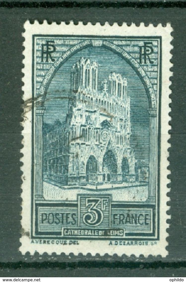 France  259c   Ob   TB - Oblitérés