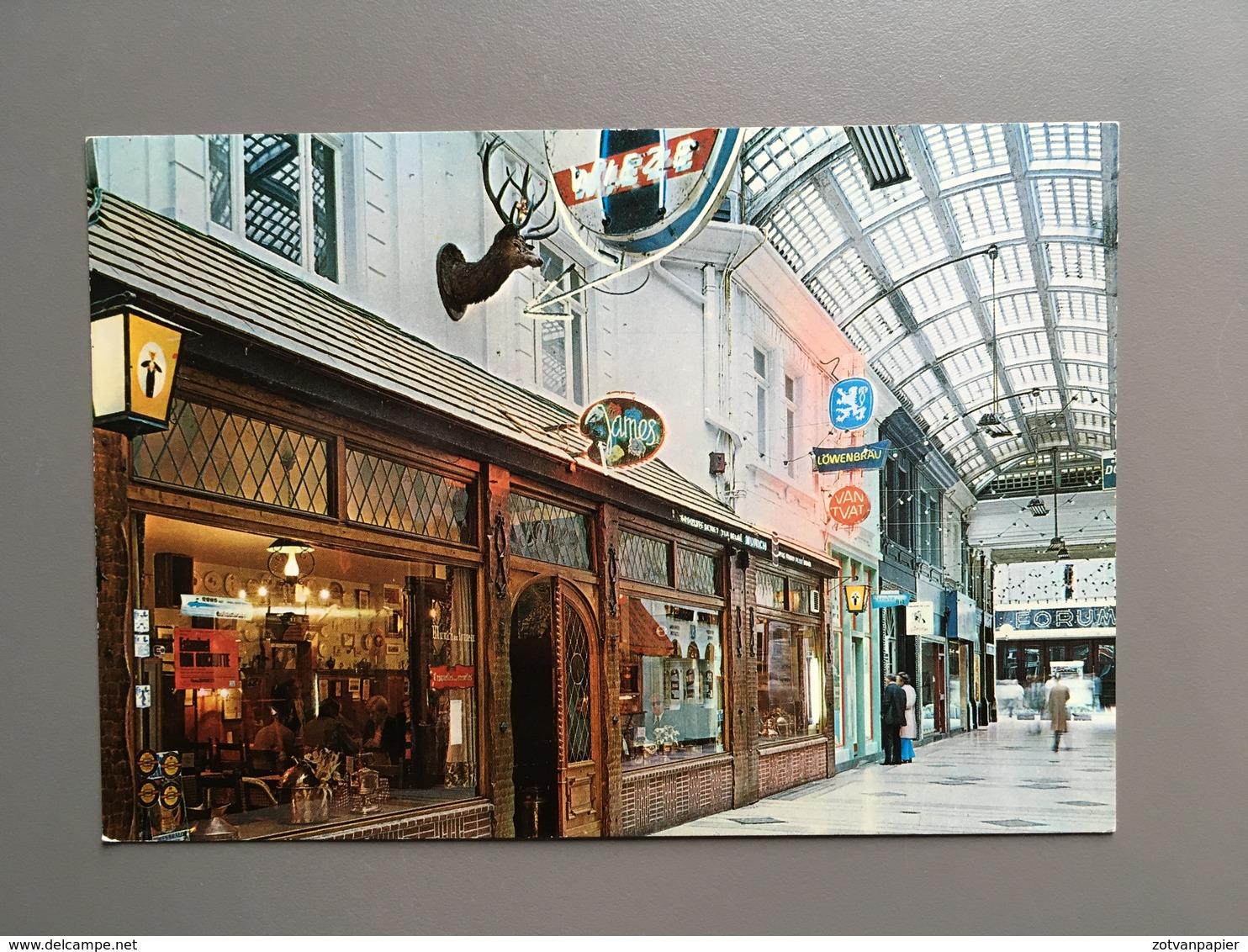 OOSTENDE - Café - Taverne - Publiciteit Wieze - Oostende