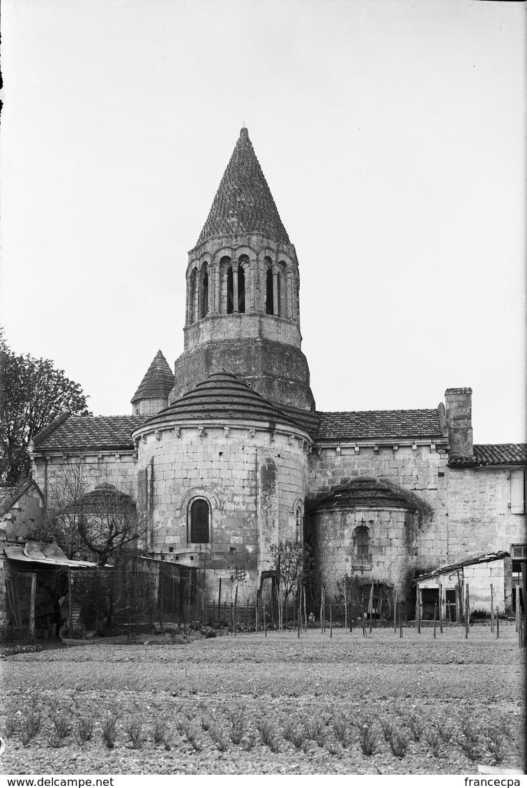 PN - 163 - CHARENTE - 16 - LA COURONNE - L' Eglise - Plaques De Verre