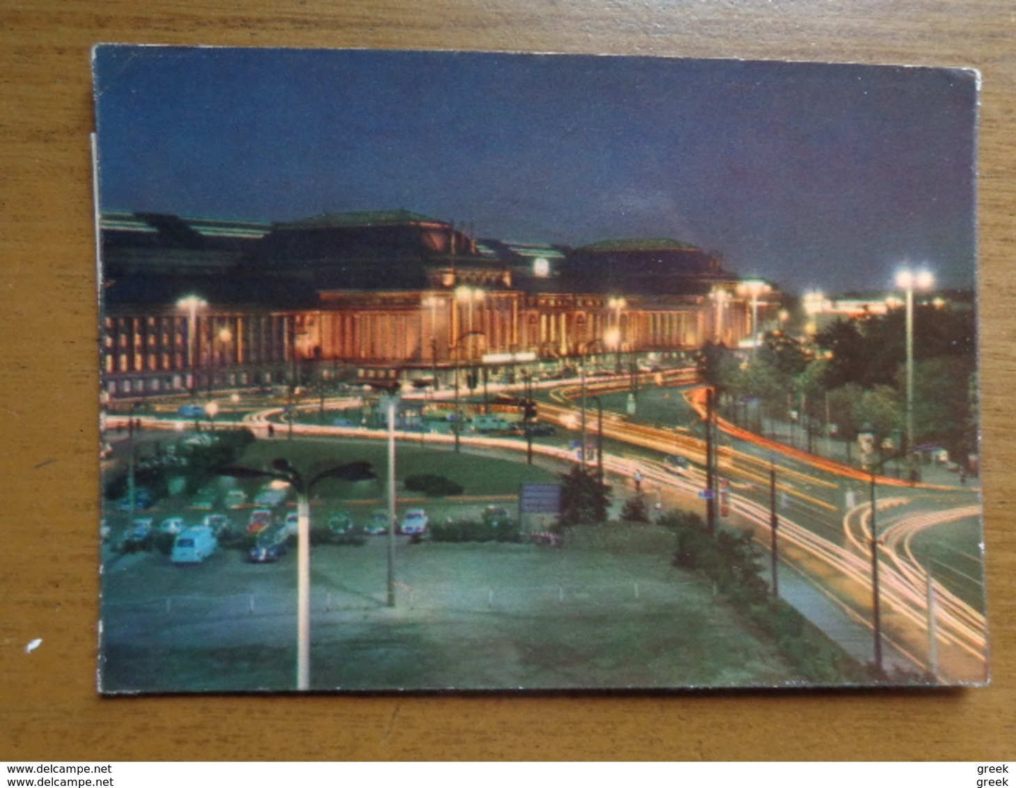 71 Kaarten Met STATION - GARE - BAHNHOF (zie Foto's) - Cartes Postales