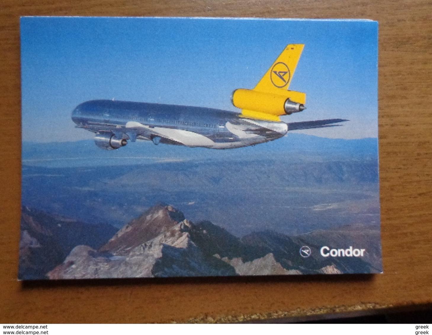 52 Kaarten Met VLIEGTUIG - AVION - AIRPLANE (zie Foto's) - 5 - 99 Cartes