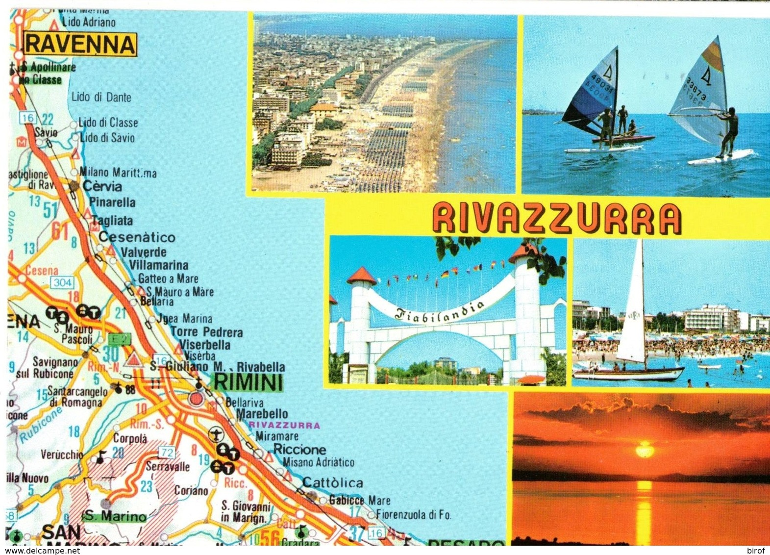 RIVAZZURRA -  - (RN) - Rimini