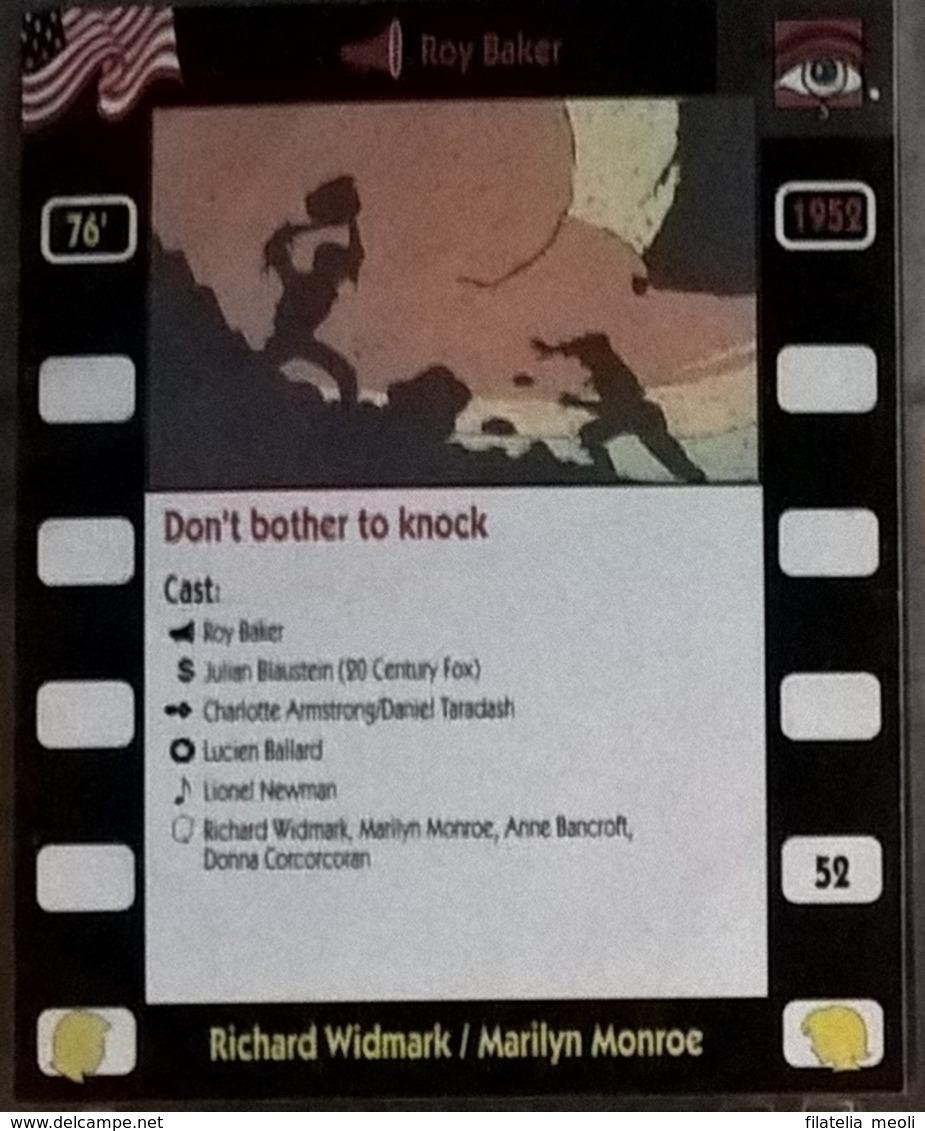 18 MINITESSERE CINEMA - Non Classificati