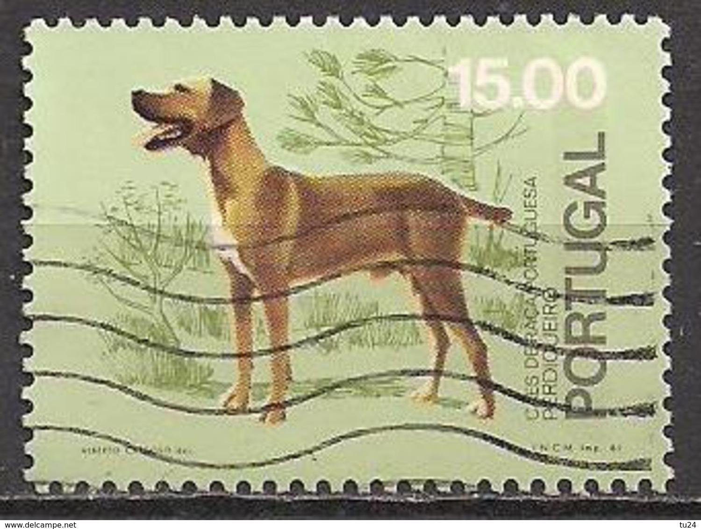 Portugal  (1981)  Mi.Nr.  1524  Gest. / Used  (4af03) - 1910-... République