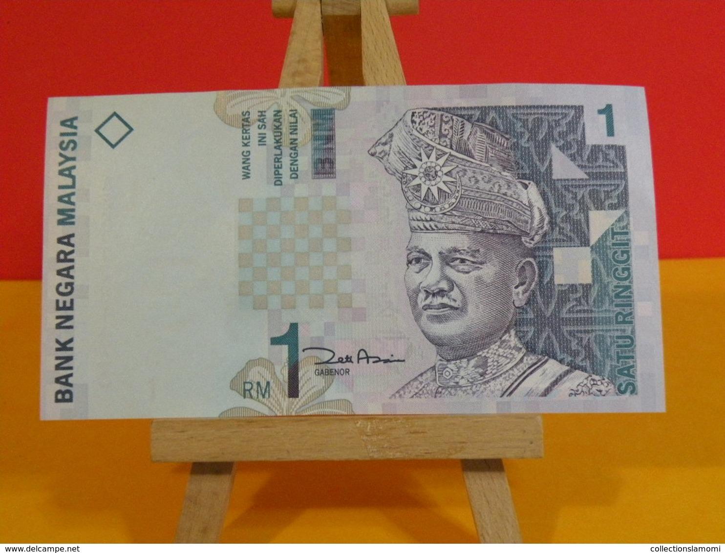 Malaysie - Billet - BANK NEGARA MALAYSIA - (1) - Malaysie