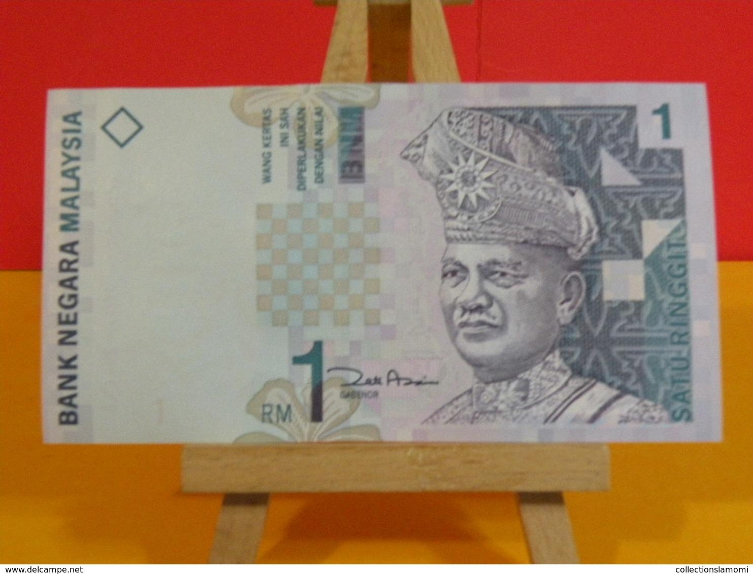 Malaysie - Billet - BANK NEGARA MALAYSIA (2) - - Malaysie