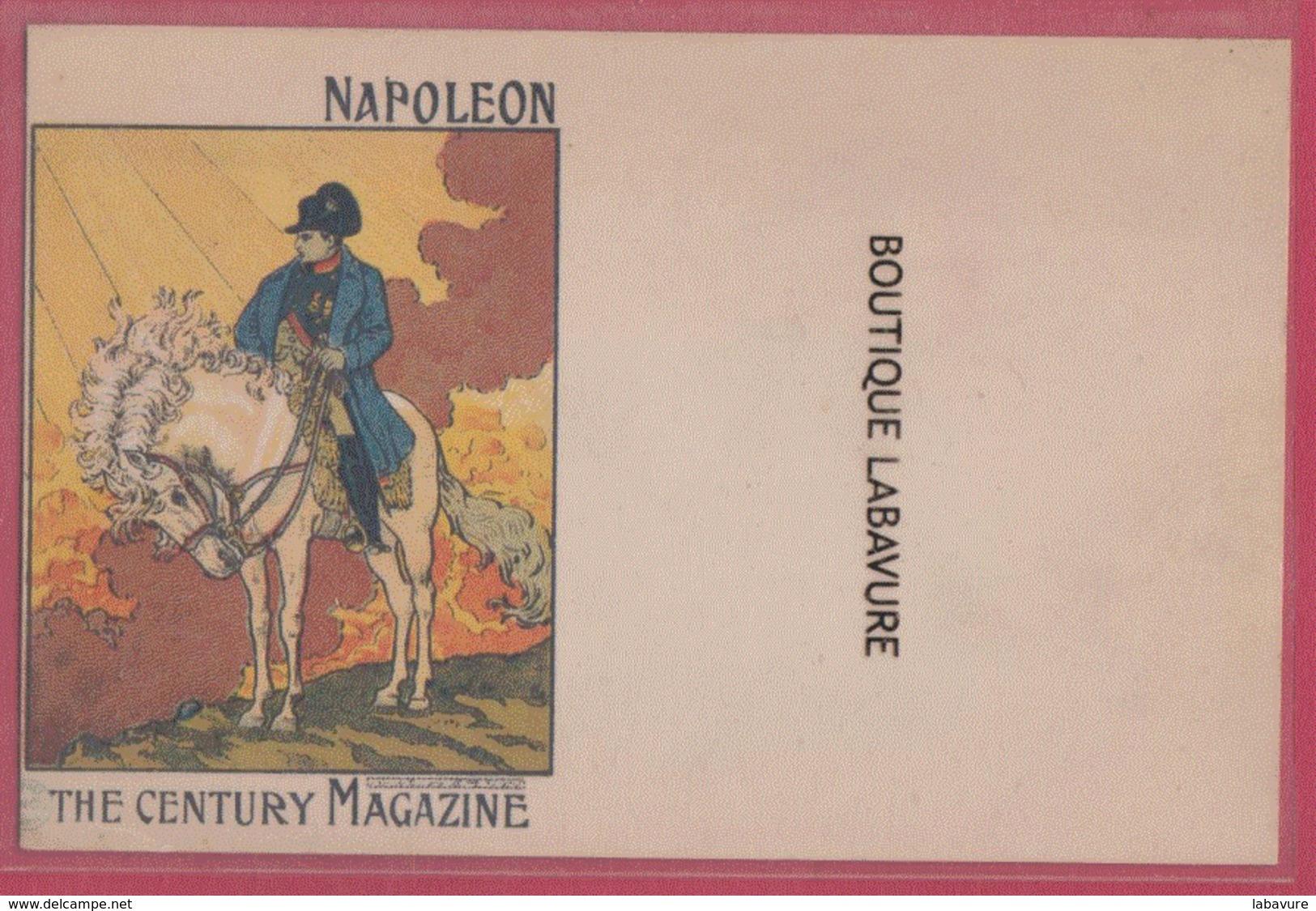 COLLECTION CIRNOS---Illustrateur Grasset---Napoleon--The Century Magazine - Illustrateurs & Photographes
