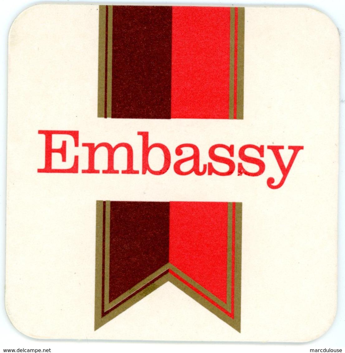 United Kingdom. England. Embassy. Cigarettes. Tobacco. Grande-Bretagne. - Sous-bocks