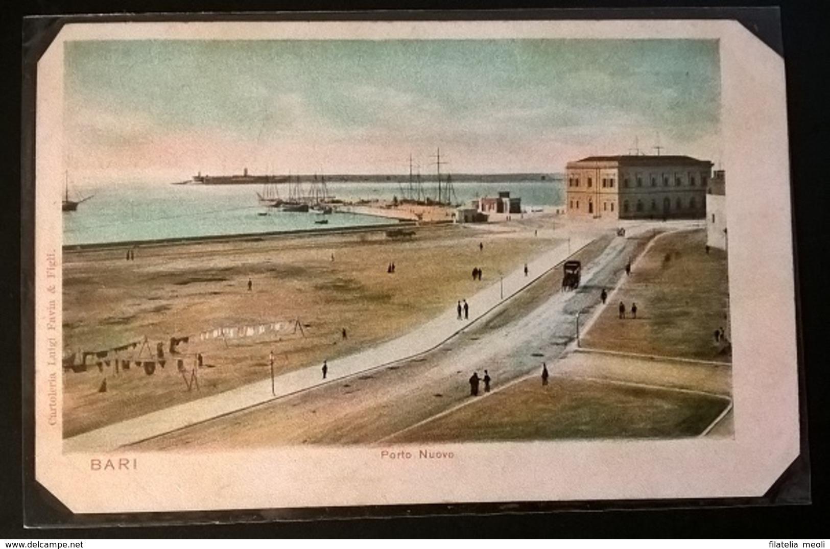 BARI PORTO NUOVO - Bari