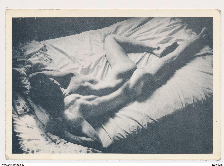 Nude postcard