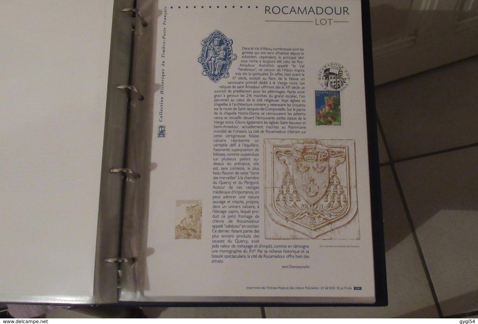 36   DOCUMENTS DE LA POSTE 2002 - Documents De La Poste