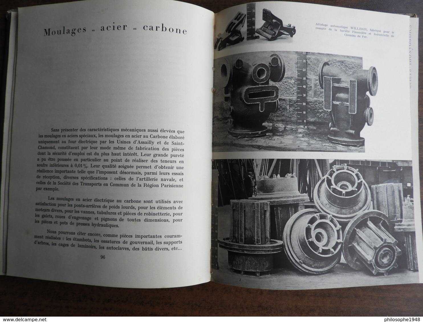 Compagnie Des Forges Et Aciéries De La Marne Et D'Homecourt - Libros, Revistas, Cómics