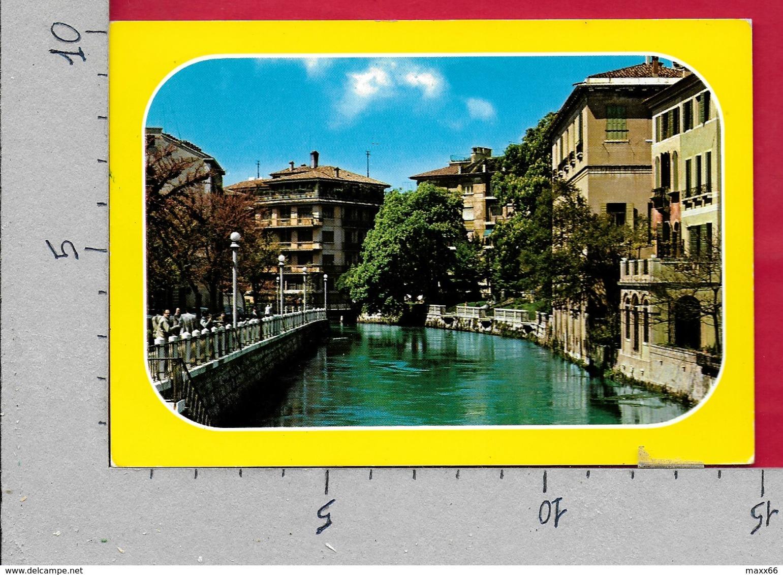 CARTOLINA VG ITALIA - TREVISO - Riviera Margherita - 10 X 15 - ANN. 1973 - Treviso