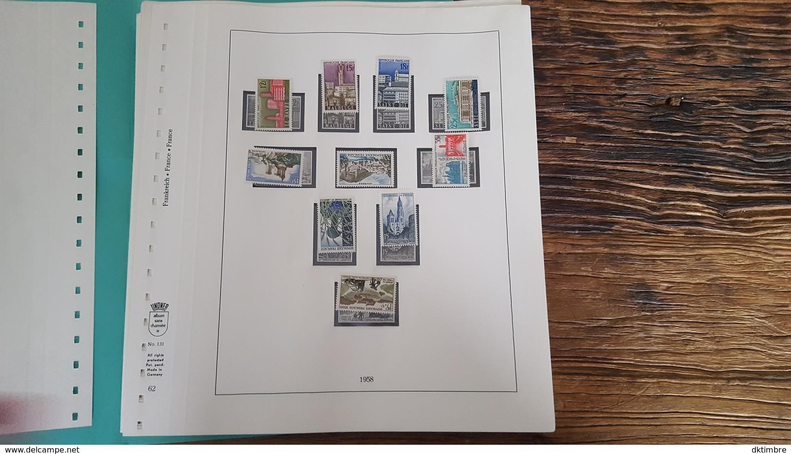 LOT 440190 POCHETTE TIMBRE DE FRANCE NEUF**/*   PORT A 5 EUROS - Timbres