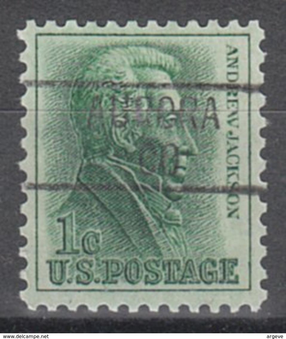 USA Precancel Vorausentwertung Preo, Locals Colorado, Aurora 839 - Vereinigte Staaten