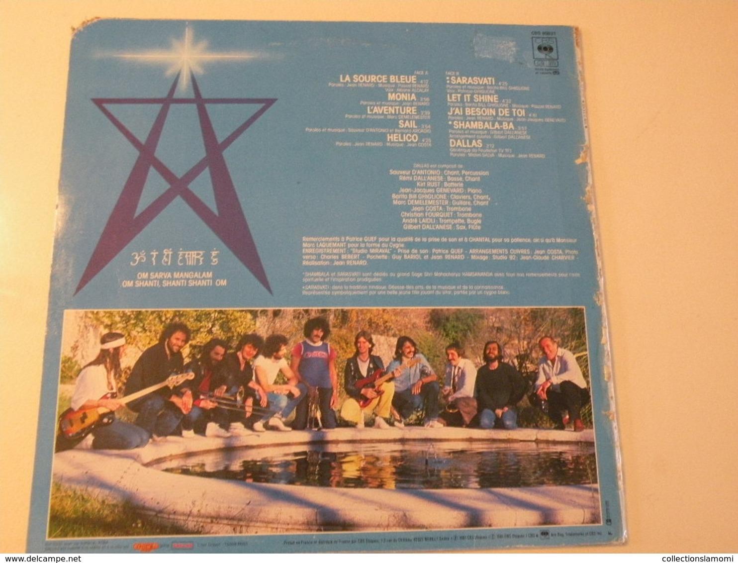 Dallas  Générique Du Feuilleton TV TF1 -(Titres Sur Photos)- Vinyle 33 T LP - Soundtracks, Film Music