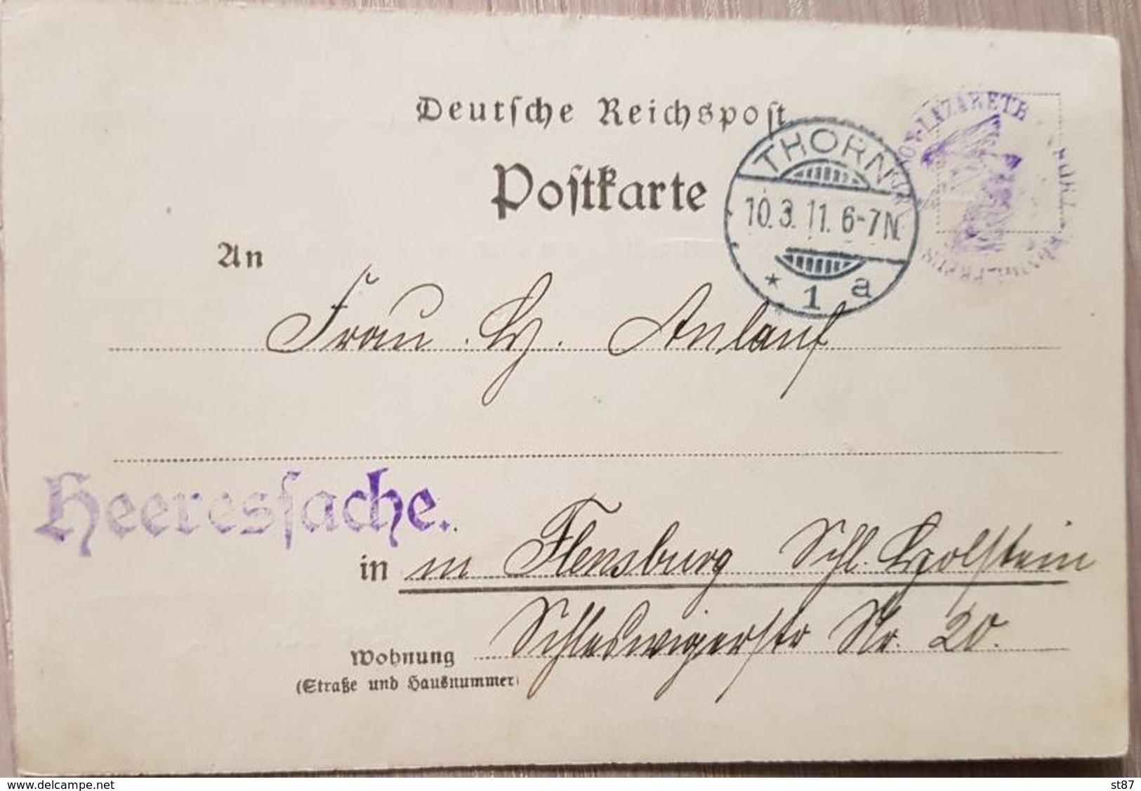 Germany Thorn 1911 - Germany