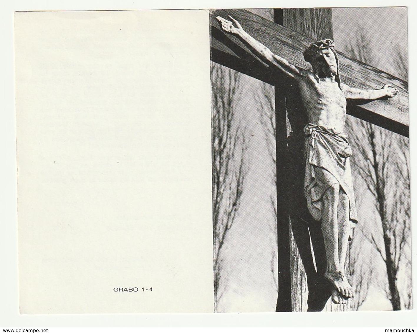Pater VAN BRANDE Karmeliet Jubilaris St. Niklaas 1892 Priester Brugge Parijs Paris Ieper Berchem 1965 Oudstrijder - Images Religieuses