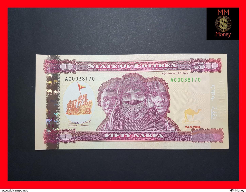 ERITREA 50 Nakfa 24.5.2004  P. 7  UNC - Erythrée