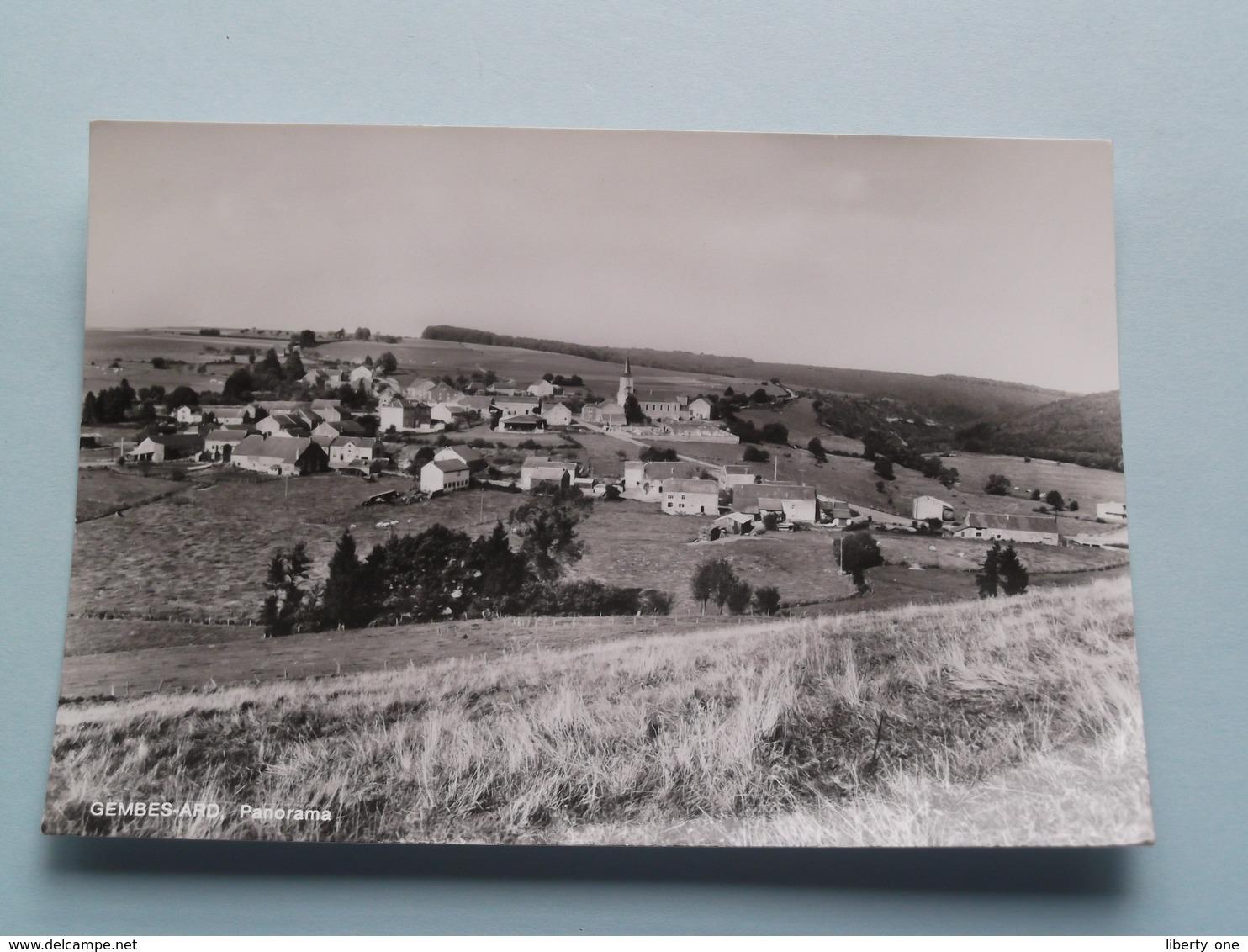 GEMBES-ARD Panorama ( Maison Baonville ) Anno 19?? ( Voir / Zie Foto ) ! - Daverdisse