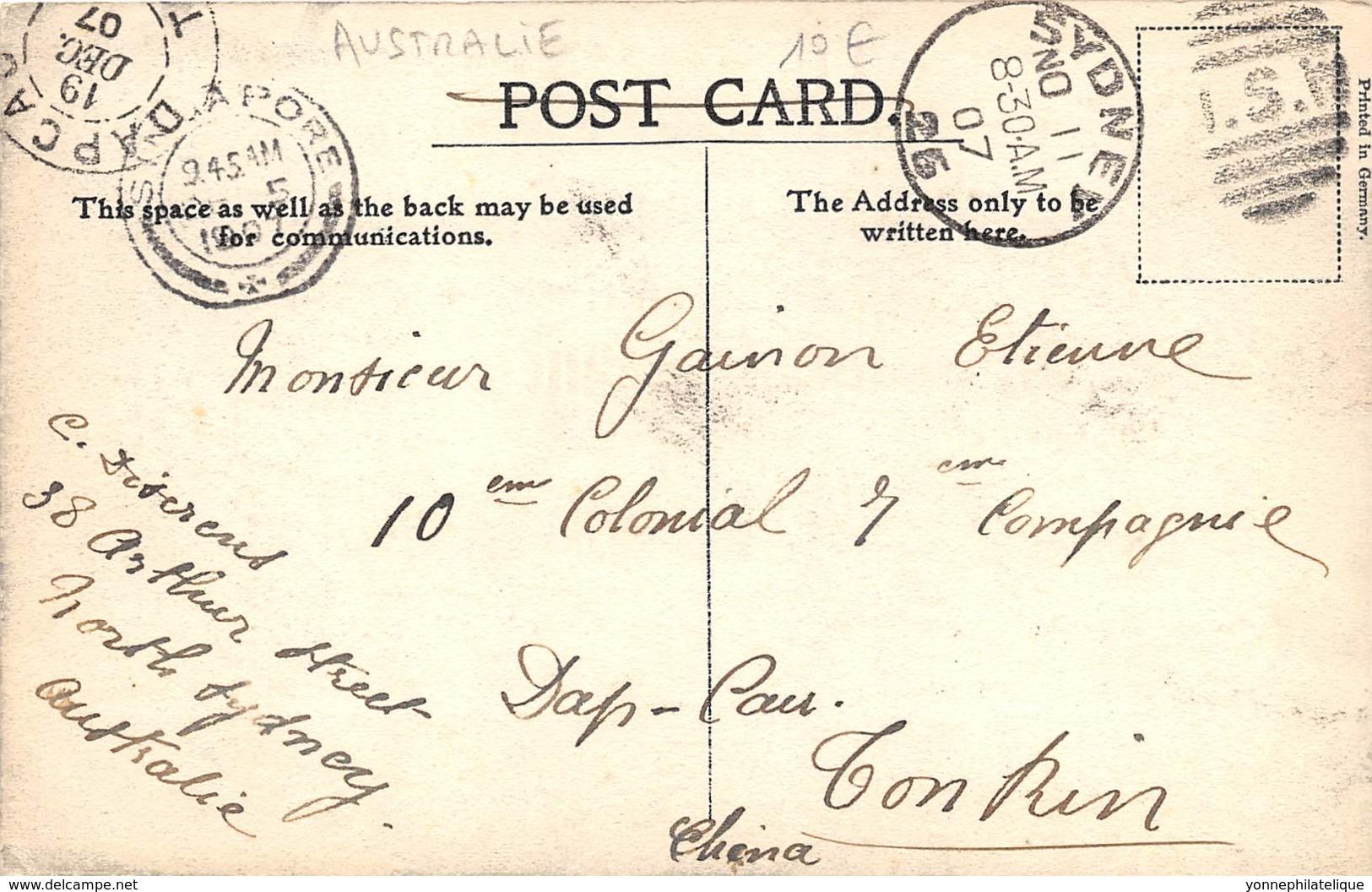 Australie - Kerry - Sydney - Australie