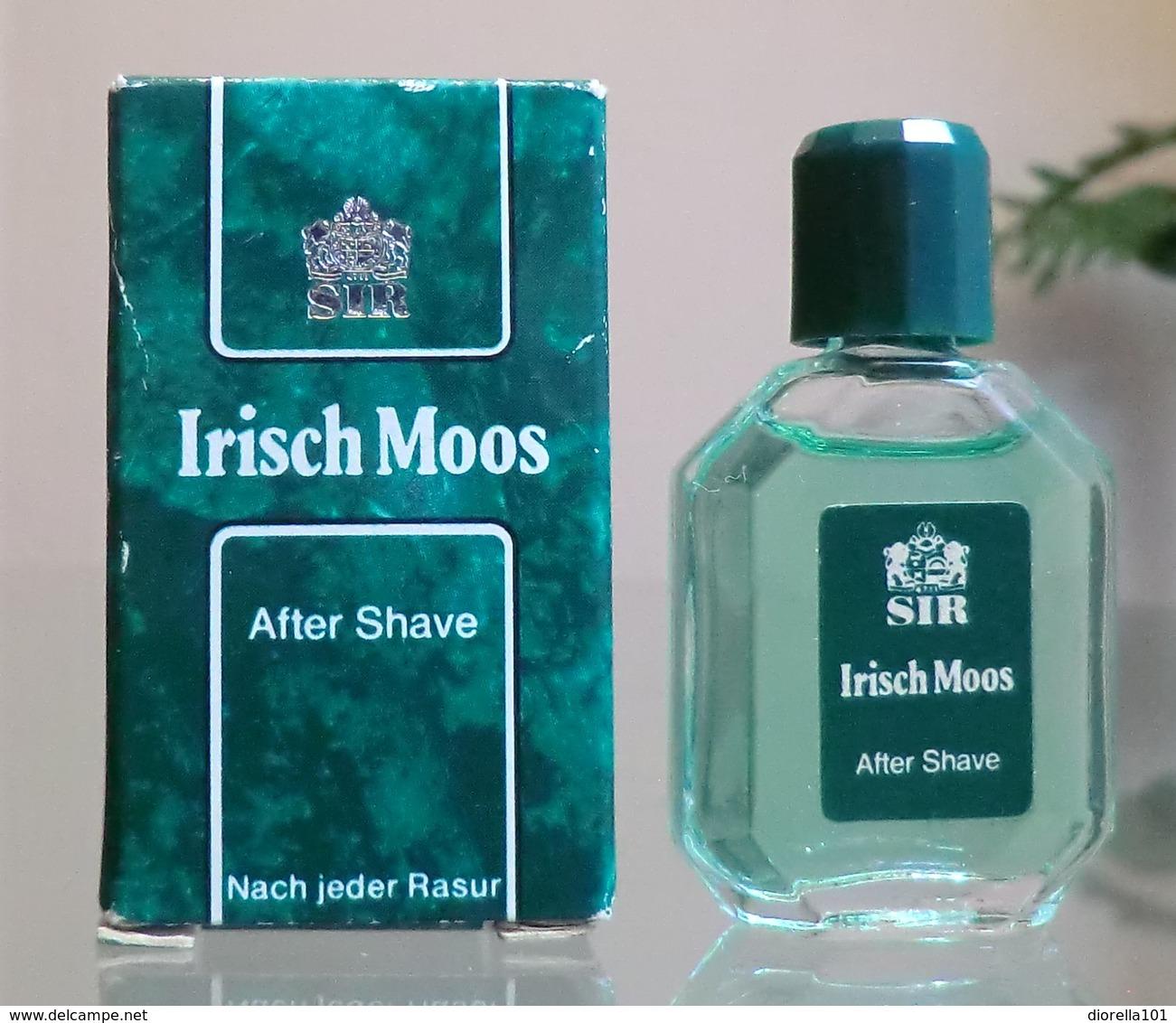 IRISH MOSS - AFTER SHAVE 5 ML De MULHENS - Miniatures Femmes (avec Boite)