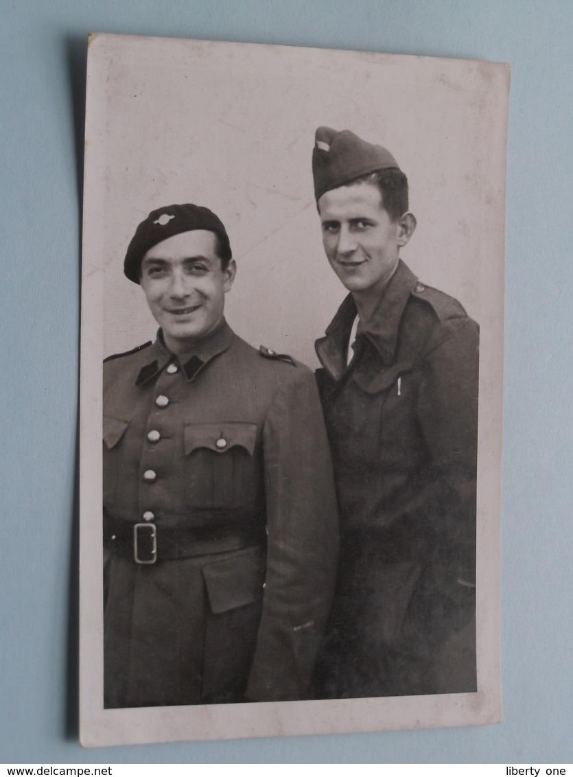 Soldat / Militaire > Le 7 Sept '42 > Avec Mes Bonne Amities René  ( 13 Geprüft Stalag VI F > Zie Foto Voor Details ) ! - Guerre, Militaire