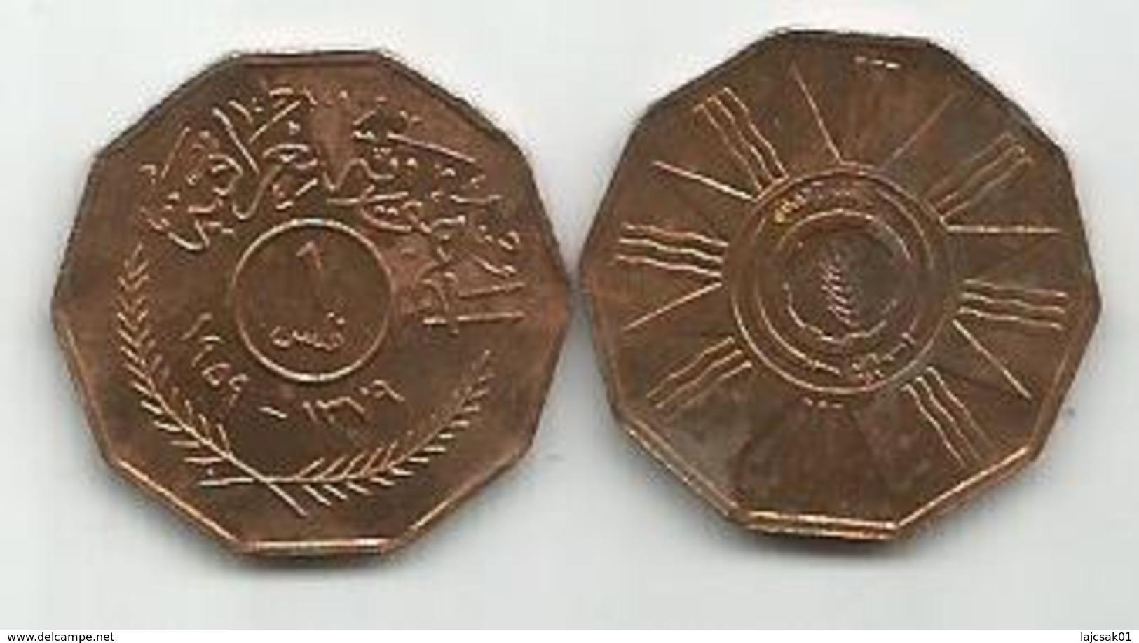 Iraq 1 Fils 1959. - Iraq