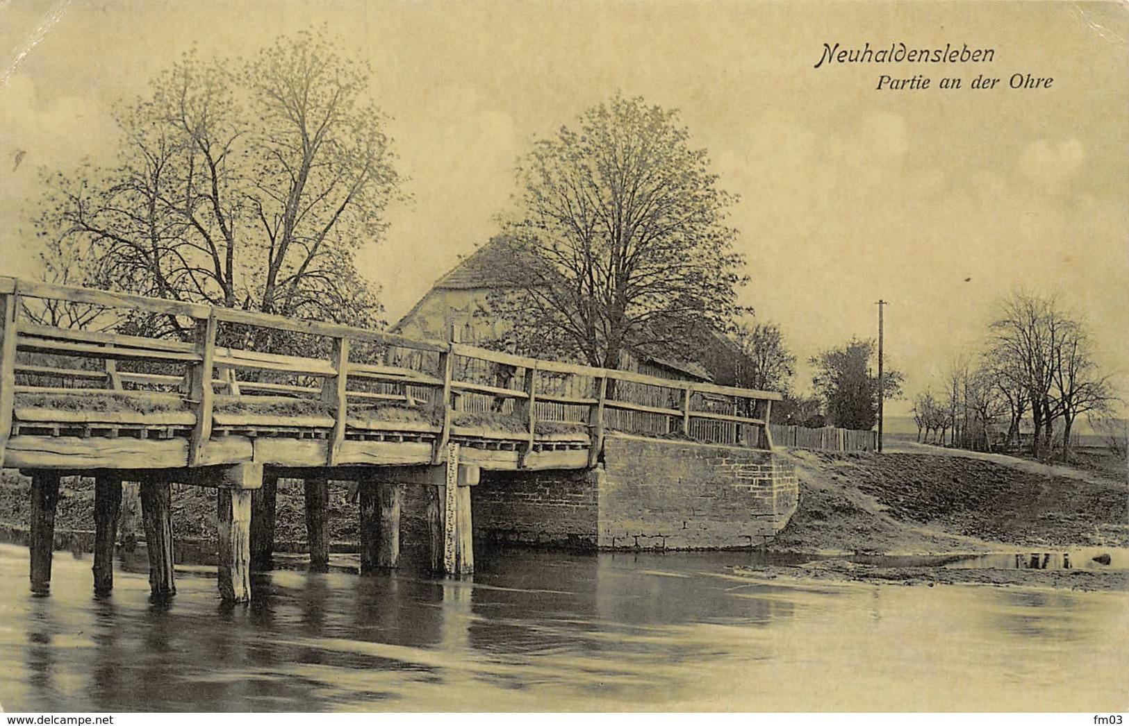 Neuhaldensleben - Germania