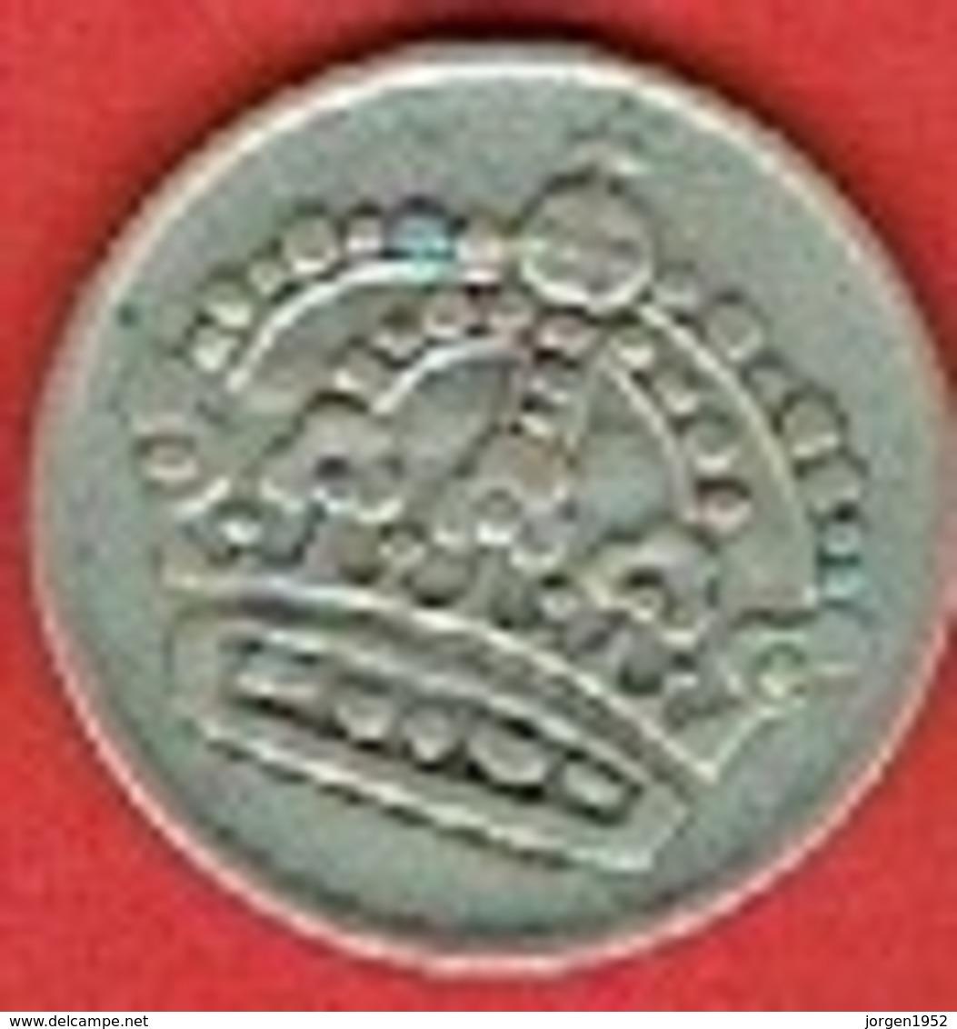 SWEDEN #  50 ØRE FROM 1956 - Suède