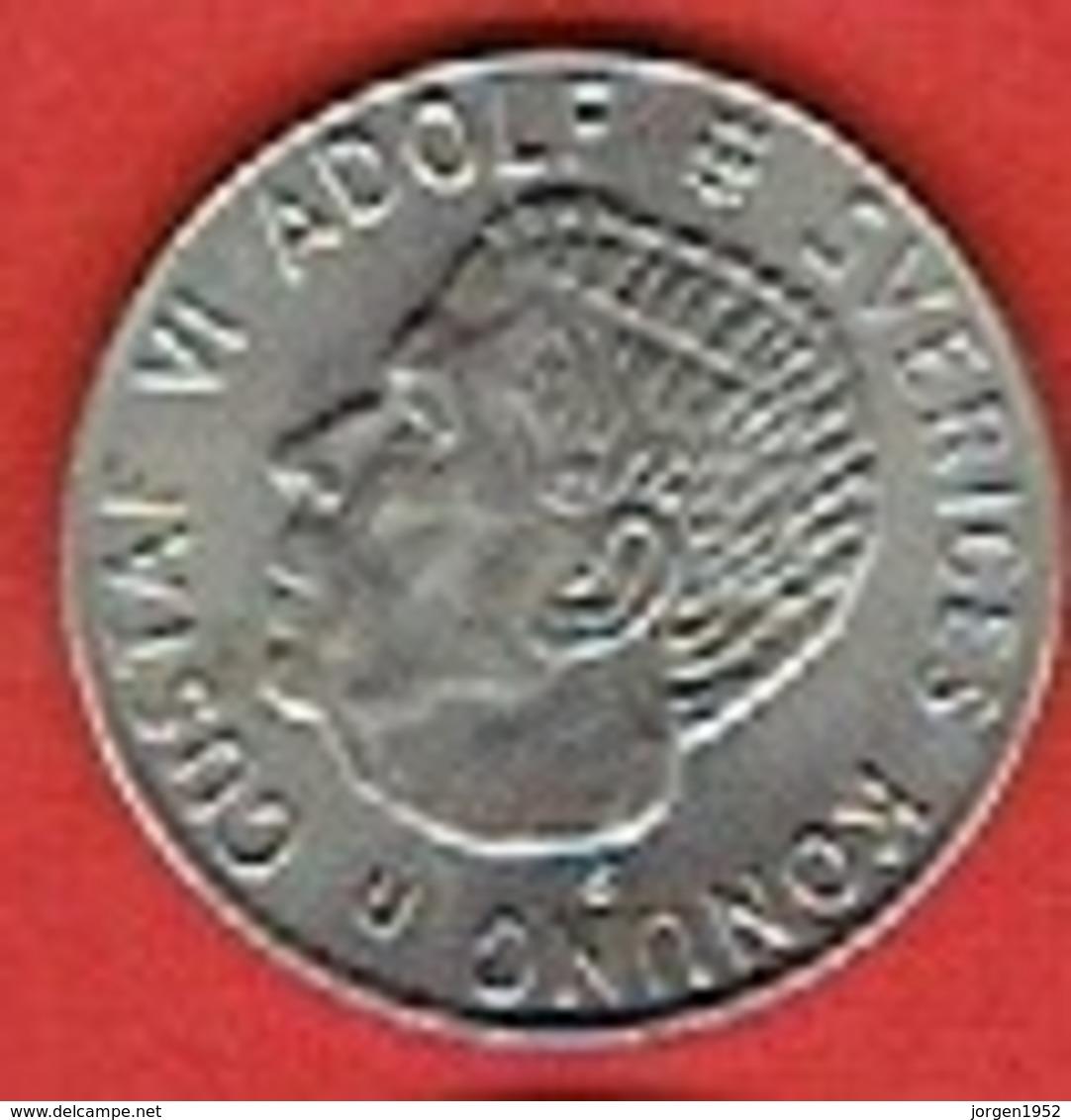 SWEDEN #  1 KRONE FROM 1970 - Suède