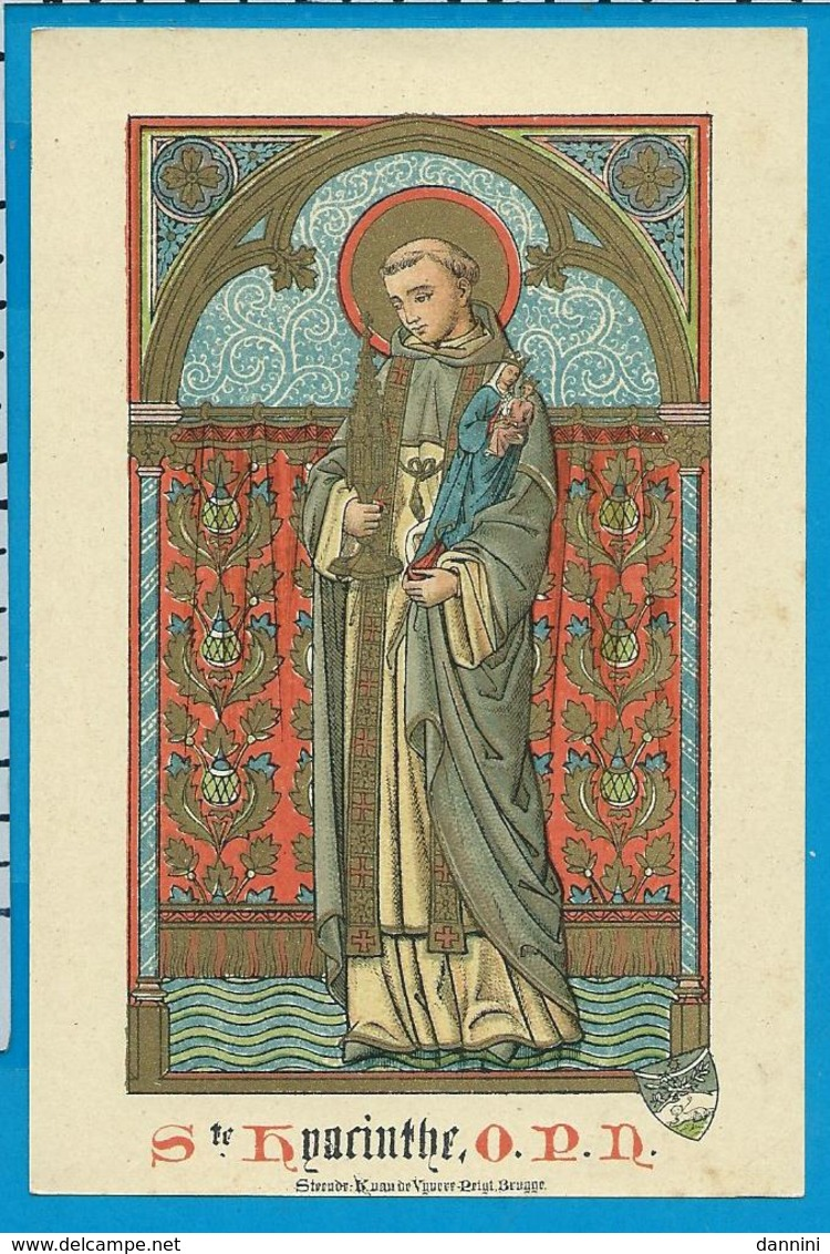 Holycard    St. Hyacinthe - Images Religieuses