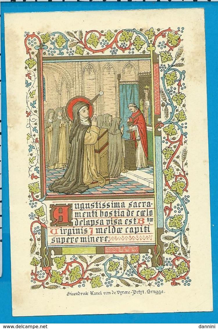 Holycard    B.  Imelda - Images Religieuses