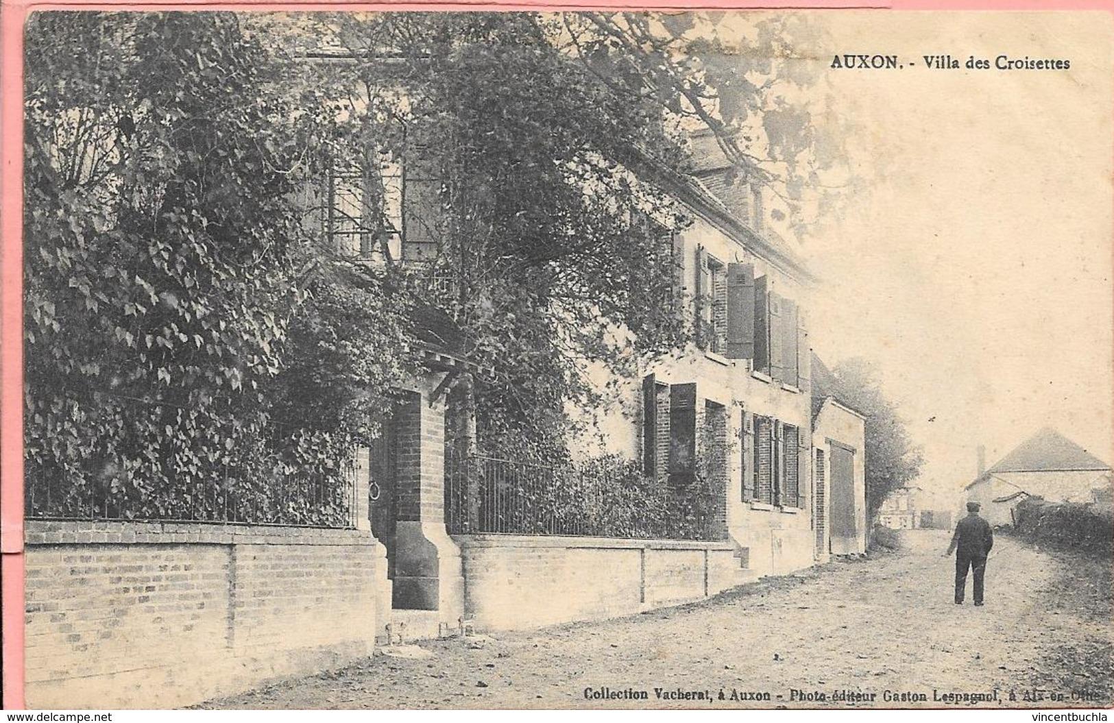 Auxon - Villa Des Croisettes - France