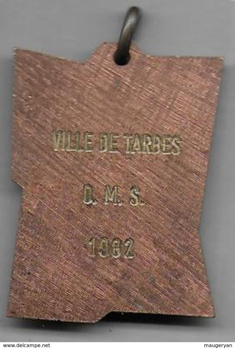 Médaille - Athlétisme - Ville De Tarbes - Athlétisme