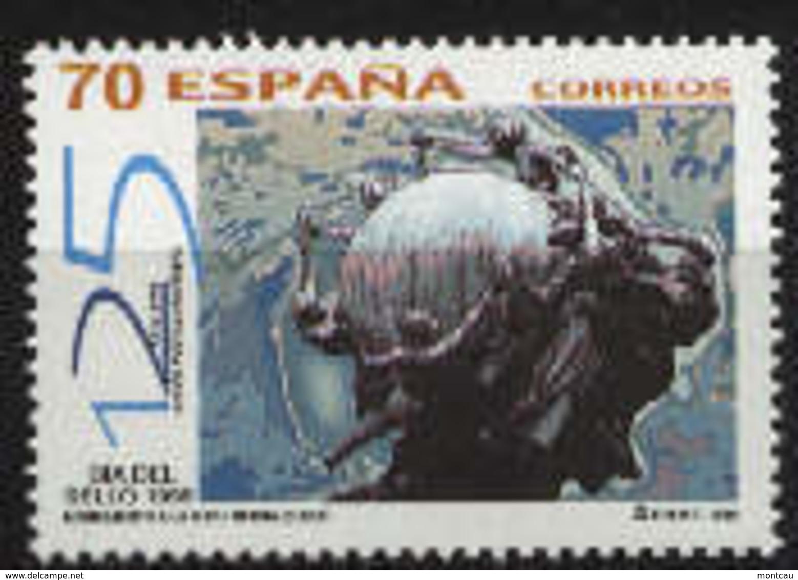 Spain 1999. Dia Del Sello Ed 3664 (**) - 1931-Hoy: 2ª República - ... Juan Carlos I