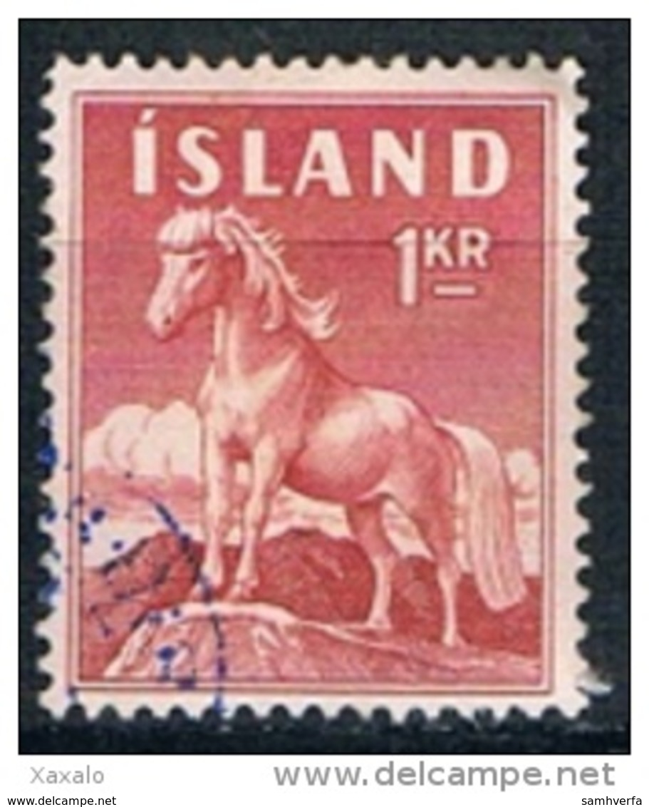 Iceland 1960 - Horse - 1944-... Republik