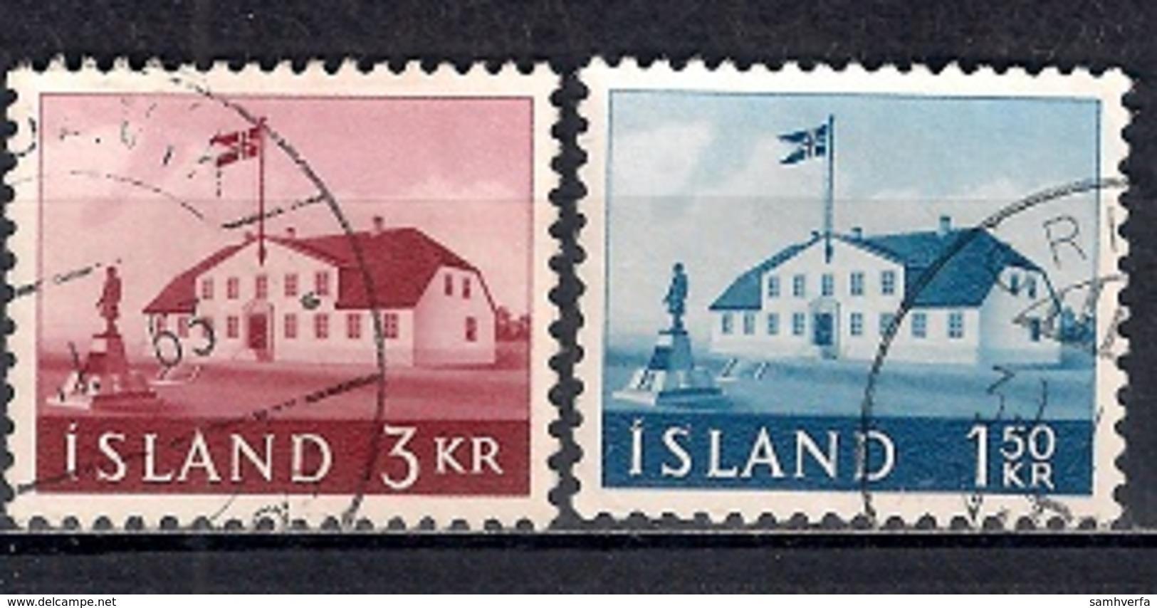 Iceland 1961 - New Values - 1944-... Republik