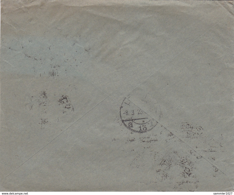 Brief Aus Loebschütz 1923 - Allemagne