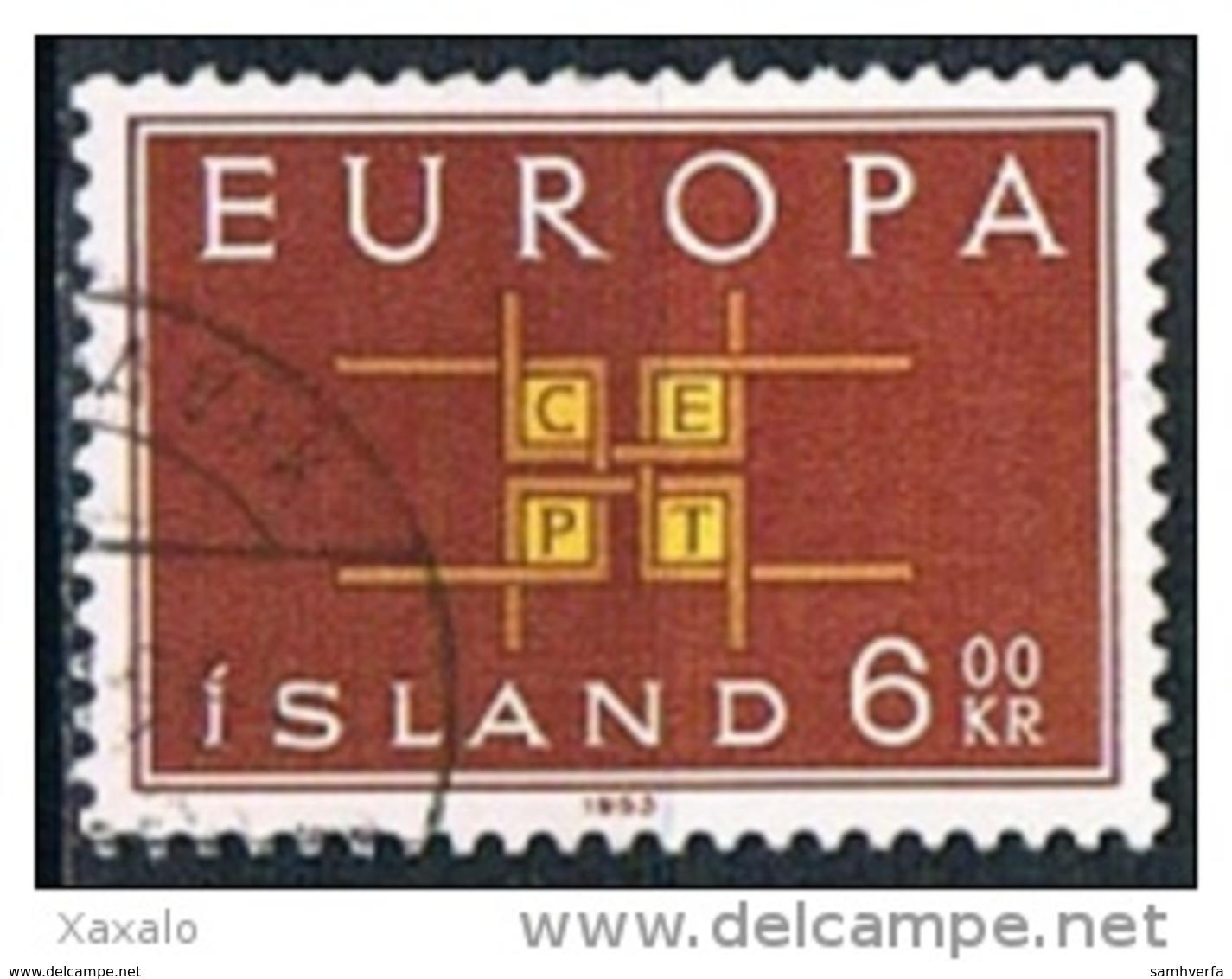 Iceland 1963 - Europa - 1944-... Republik