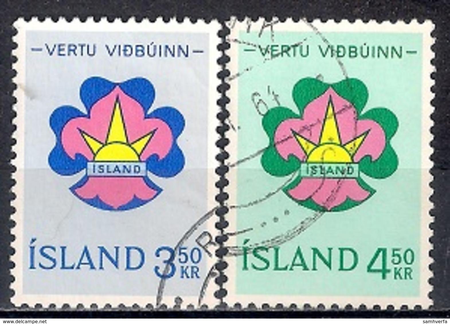 Iceland 1964 - Scouts - 1944-... Republik
