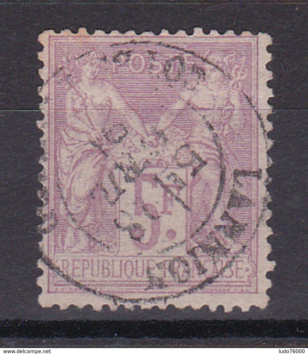 D336/ SAGE N° 95A OBL COTE 100€ - 1876-1898 Sage (Type II)