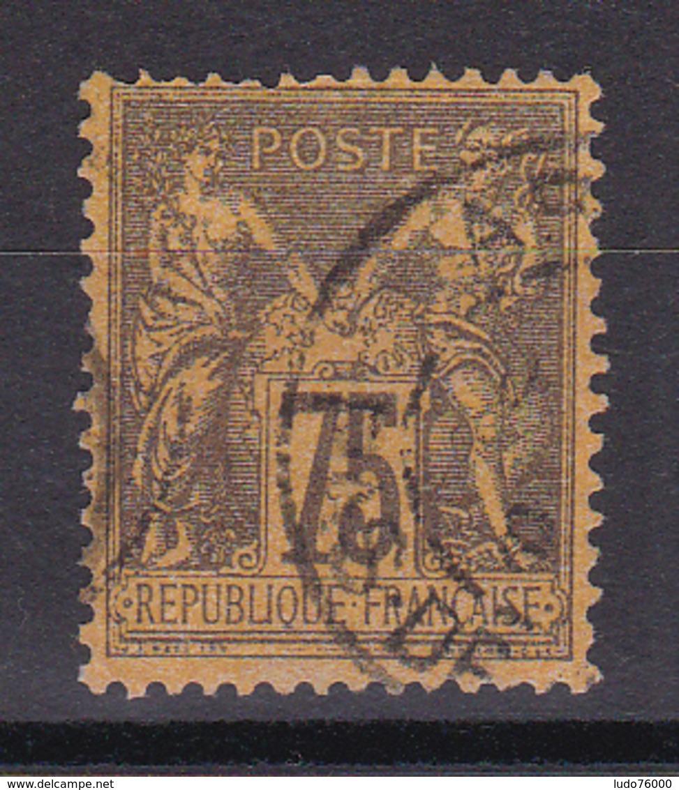 D336/ SAGE N° 99 OBL COTE 50€ - 1876-1898 Sage (Type II)