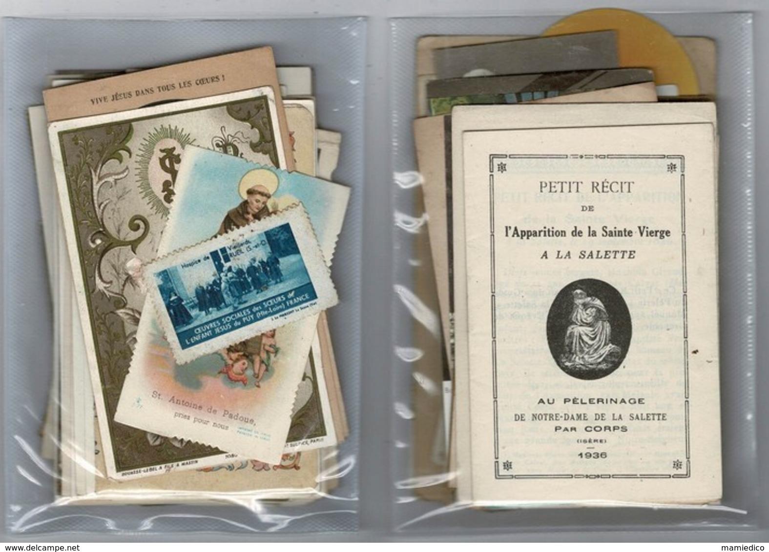 500 Images Et Documents Religieux Anciens. Tous états. - Cartes Postales